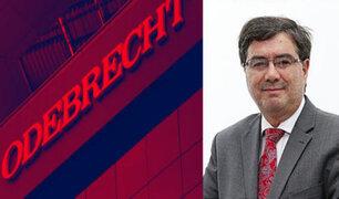 Arbitrajes Odebrecht: dictan impedimento de salida por 18 meses para Fernando Cantuarias