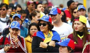 "Alcalde de SJL sobre venezolanos: ""Es inaceptable la falta de respeto a los peruanos"""