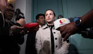 Ministerio Público revisará celular de Luciana León este 26 de noviembre