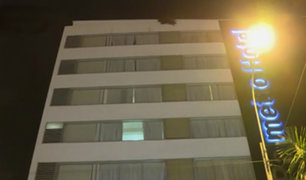 San Miguel: asaltan a 54 personas en hotel de av. La Marina