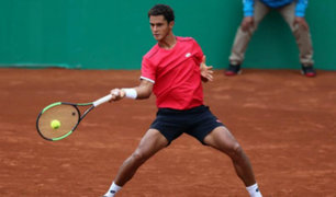 Juan Pablo Varillas clasificó a octavos de final del ATP Guayaquil Challenger
