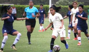 Alianza vs. Universitario: clásico del fútbol femenino se jugará este sábado