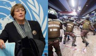 ONU enviará misión a Chile para investigar presuntas violaciones de derechos humanos
