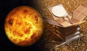 NASA construye una nueva sonda para explorar Venus
