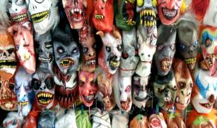 Halloween: alertan sobre disfraces y dulces peligrosos para la salud