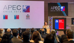 Chile confirma realización de cumbre APEC pese a masivas protestas