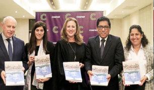 Confiep entrega segunda versión de Agenda País para impulsar el crecimiento económico