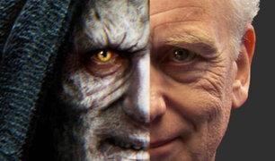 Star Wars, El Ascenso de Skywalker: filtran primera imagen del Emperador Palpatine