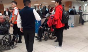 Odebrecht: abogado acusado de recibir coimas retornó al Perú