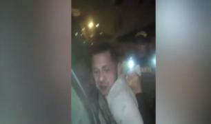 Villa El Salvador: esposos capturan a ladrón que robó su cúster