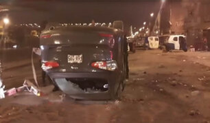 VES: conductor arrolla a cinco personas y fuga