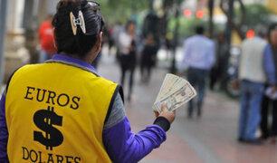 Miraflores: tras ordenanza algunos cambistas trabajan escondidos