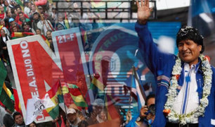 """Urbiola: """"Los comicios en Bolivia representan el afán de un gobernante de perpetuarse en el poder"""""""
