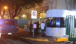 Ladrones se llevan cajero automático del interior de un hospital