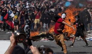 ONU: ola de protestas en América Latina se debe, en gran parte, a la desigualdad social