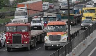 Chile: protestas se trasladan a las autopistas por precios de peajes