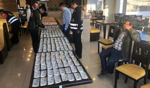 Huancayo: capturan funcionario municipal cuando cobraba presunta coima