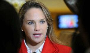 Luciana León: dejan al voto apelación contra allanamiento en su vivienda