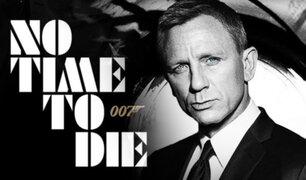 """James Bond: nueva película """"No Time to Die"""" tiene tres finales posibles"""