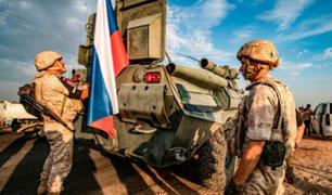 Rusia: militar mata a ocho soldados en una base de Siberia