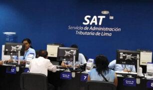 SAT ofrece descuentos de hasta 85% en pago de papeletas y multas