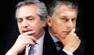 A boca de urna: peronistas vencen a Macri en Argentina