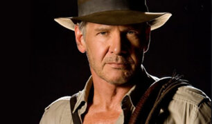 Harrison Ford confirma el rodaje de Indiana Jones 5 para 2020