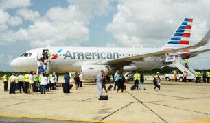 EEUU suspende todos los vuelos comerciales con Cuba