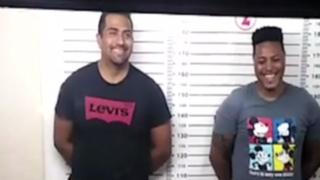 Capturan a 'Negro Joel', quien dejó en muletas a cambista para robarle 90 mil dólares
