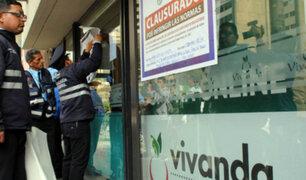 Miraflores: clausuran Vivanda por tener condiciones insalubres