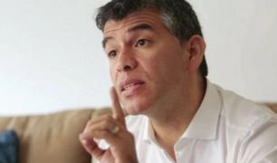 Guzmán: Partido Morado participará sin alianzas en elecciones 2020