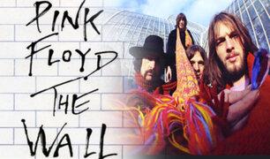 "Pink Floyd: ""The Wall"" cumple cuarenta años"