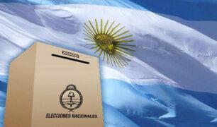 Elecciones en Argentina: Mauricio Macri y Alberto Fernández se disputan la presidencia