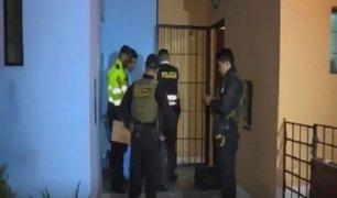 Surquillo: cadáver de mujer en estado de descomposición fue hallado en vivienda