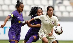 Campeonas cremas: Universitario derrotó a Alianza en final de fútbol femenino