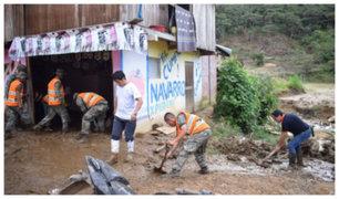 Junín: niña de 10 años muere tras huaico en Chanchamayo