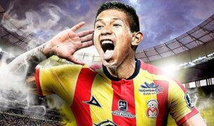 Edison Flores anotó en empate de Monarcas Morelia y Santos Laguna