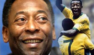 Pelé: la leyenda del fútbol cumplió 79 años