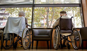 Un muerto dejó violenta pelea de ancianos dentro de un asilo