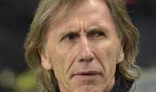 """Ricardo Gareca: """"Ante Chile pensamos en ganar"""""""