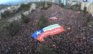 Marcha histórica en Chile: ¿cómo un modelo exitoso no supo superar la desigualdad?