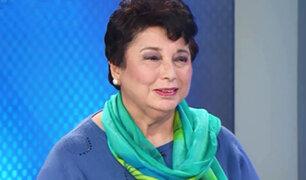 ENTREVISTA | Beatriz Merino habla por primera vez sobre el cierre del Congreso