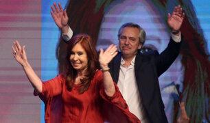 Alberto Fernández: líder peronista es el nuevo presidente de Argentina