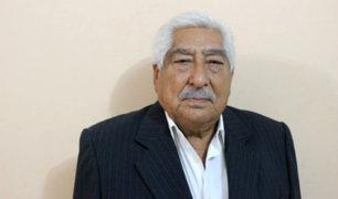 César Trelles es elegido como el nuevo presidente del Apra