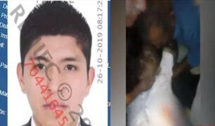 Salamanca: joven es asesinado a balazos por no dejarse robar