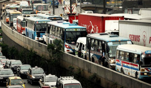 Columbus sobre transporte público: La ATU debe discernir entre lo urgente y lo que puede esperar