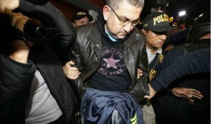 'Los Cuellos Blancos': Walter Ríos está sometido a proceso especial