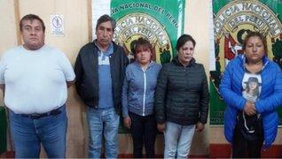 Puno: PNP capturó a 3 mujeres y 2 hombres tras asalto a botica en Juliaca