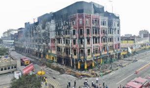 Cercado de Lima: peritaje del CIP recomienda demolición del edificio Nicolini