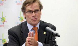 Carlos Neuhaus negó vínculos con presuntos aportes de Odebrecht a campañas del PPC